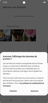 Samsung Galaxy Note10 Plus - MMS - envoi d'images - Étape 16