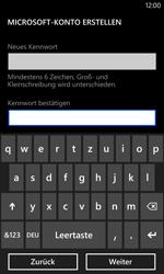 Nokia Lumia 1020 - Apps - Konto anlegen und einrichten - Schritt 16