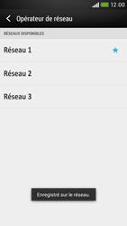 HTC Desire 601 - Réseau - utilisation à l'étranger - Étape 13