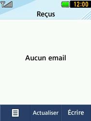LG T580 - E-mails - Envoyer un e-mail - Étape 13