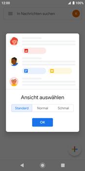 Sony Xperia XZ2 - Android Pie - E-Mail - Konto einrichten (gmail) - Schritt 16