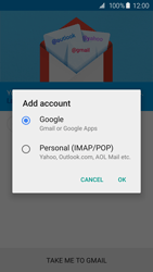 Samsung Galaxy S6 Edge - E-mail - 032a. Email wizard - Gmail - Step 8