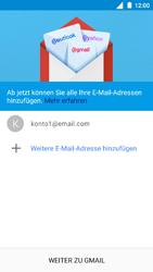 Nokia 3 - E-Mail - Manuelle Konfiguration - Schritt 21