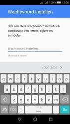 Huawei Y6 II Compact - Applicaties - Account aanmaken - Stap 11