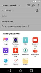 LG G5 - E-mail - envoyer un e-mail - Étape 11
