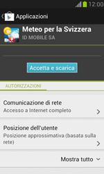 Samsung Galaxy S III Mini - Applicazioni - Installazione delle applicazioni - Fase 14