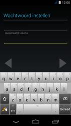 Acer Liquid Jade S - apps - account instellen - stap 12