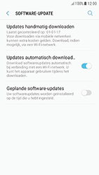 Samsung Galaxy A3 (2017) - Android Nougat - software - update installeren zonder pc - stap 5