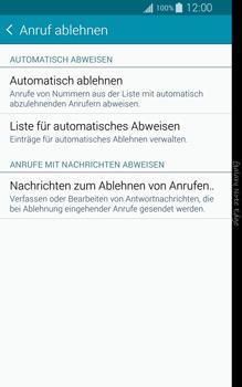 Samsung N915FY Galaxy Note Edge - Anrufe - Anrufe blockieren - Schritt 7