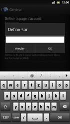 Sony Xperia S - Internet et roaming de données - Configuration manuelle - Étape 23