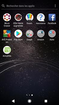 Sony Xperia XA2 Ultra - Applications - Créer un compte - Étape 3
