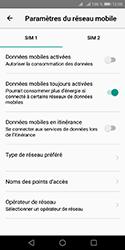Huawei Y5 (2018) - Internet et connexion - Désactiver la connexion Internet - Étape 7