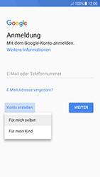 Samsung Galaxy A5 (2017) - Apps - Konto anlegen und einrichten - 6 / 21