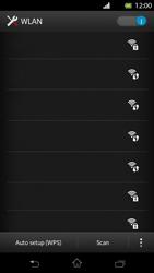 Sony Xperia T - WiFi - WiFi-Konfiguration - Schritt 8