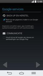 LG D620 G2 mini - Applicaties - Account aanmaken - Stap 13