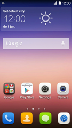 Huawei Ascend Y550 - Internet - Automatic configuration - Step 3