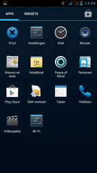 Fairphone Fairphone 1 - Applicaties - Account aanmaken - Stap 4