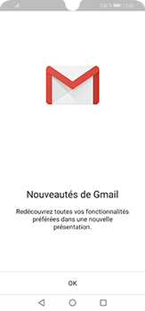 Huawei P30 lite - E-mails - Ajouter ou modifier votre compte Gmail - Étape 4