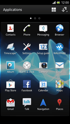Sony LT28h Xperia ion - Voicemail - Manual configuration - Step 3