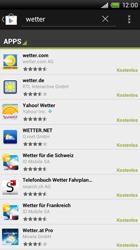 HTC One X - Apps - Herunterladen - 12 / 22