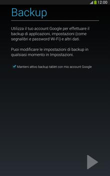 Samsung Galaxy Tab 3 8-0 LTE - Applicazioni - Configurazione del negozio applicazioni - Fase 22