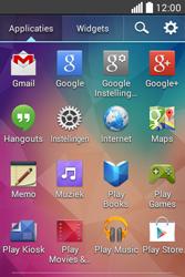 LG L40 (D160) - Voicemail - Handmatig instellen - Stap 3