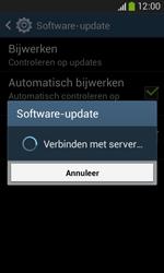Samsung S7275 Galaxy Ace III - Software update - update installeren zonder PC - Stap 8
