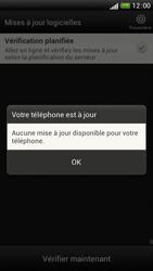 HTC One S - Logiciels - Installation de mises à jour - Étape 9