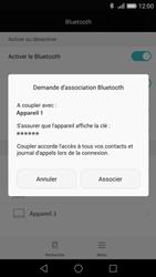 Huawei Ascend P8 - Bluetooth - Jumelage d