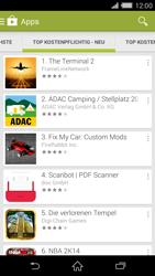 Sony Xperia Z2 - Apps - Installieren von Apps - Schritt 10
