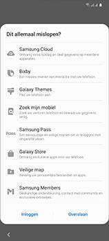 Samsung Galaxy S20 Ultra 5G Dual SIM eSIM SM-G988B - Instellingen aanpassen - Nieuw toestel instellen - Stap 33