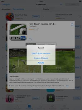Apple iPad mini iOS 7 - Applicazioni - configurazione del negozio applicazioni - Fase 24