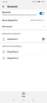 Huawei P30 Pro - Bluetooth - Collegamento dei dispositivi - Fase 8