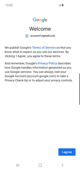 Samsung Galaxy S10 Plus - E-mail - Manual configuration (gmail) - Step 12