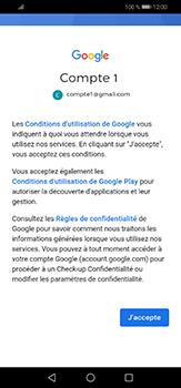 Huawei P30 lite - E-mails - Ajouter ou modifier votre compte Gmail - Étape 10