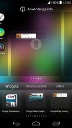 Wiko Highway Pure - Startanleitung - Installieren von Widgets und Apps auf der Startseite - Schritt 5