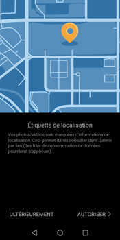 Huawei Y5P - Photos, vidéos, musique - Créer une vidéo - Étape 4