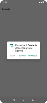 OnePlus 7 Pro - Contact, Appels, SMS/MMS - Ajouter un contact - Étape 10