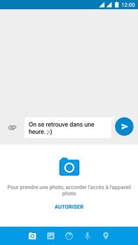 OnePlus 3 - MMS - envoi d'images - Étape 7
