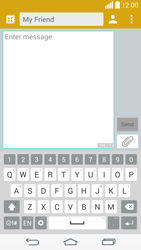 LG G3 (D855) - MMS - Sending pictures - Step 8