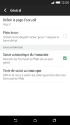 HTC Desire 816 - Internet - Configuration manuelle - Étape 26