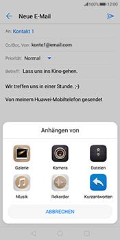 Huawei Mate 10 Pro - E-Mail - E-Mail versenden - 11 / 18