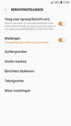 Samsung Galaxy Xcover 4 - SMS - Handmatig instellen - Stap 6