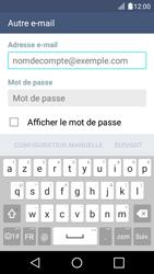 LG K4 - E-mails - Ajouter ou modifier votre compte Outlook - Étape 5