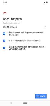 Nokia 7-1-dual-sim-ta-1095-android-pie - E-mail - Account instellen (IMAP zonder SMTP-verificatie) - Stap 18