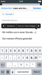 Apple iPhone 5s - E-Mail - E-Mail versenden - 10 / 16