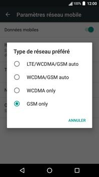 Acer Liquid Zest 4G Plus - Réseau - Activer 4G/LTE - Étape 7