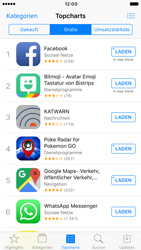 Apple iPhone 6 - Apps - Herunterladen - 0 / 0