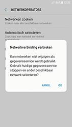Samsung A520F Galaxy A5 (2017) - Android Nougat - Netwerk - Handmatig een netwerk selecteren - Stap 10