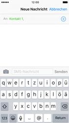 Apple iPhone SE - MMS - Erstellen und senden - Schritt 9